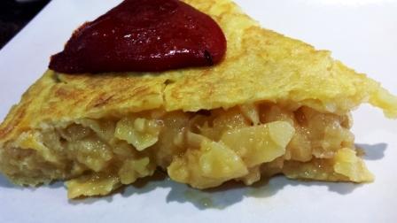 The best spanish omelet